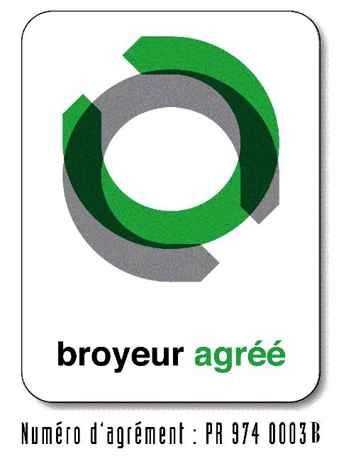 Logo Broyeur agréé